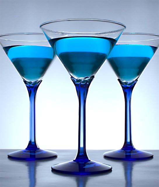 Blue Martini!