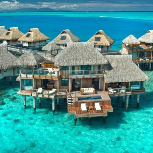 Travel Hilton in Bora Bora