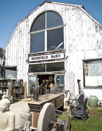 #Brimfield – described as one of America's best antique shows!