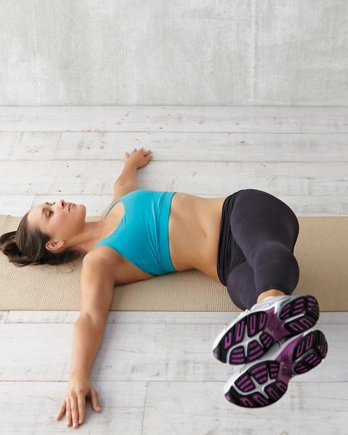 Crunches are not enough: These six moves target your deep abdominal muscles — to keep your whole system looking and feeling beautifully balanced.