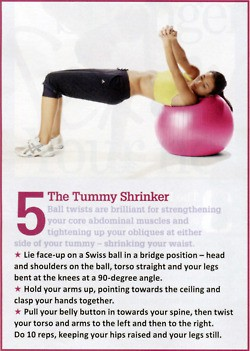 The Tummy Shrinker