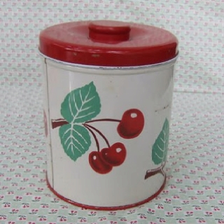 Cherry canister