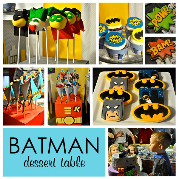 How To: Batman Birthday