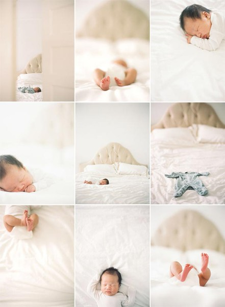 Newborn Photo IdeasApplePins.com