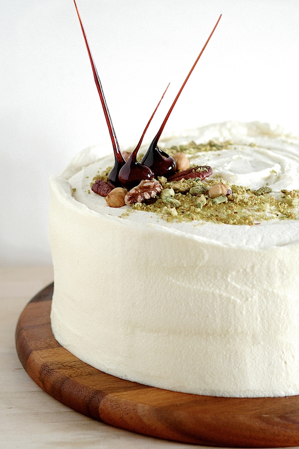 Carrot Cake With Maple-cream Cheese Frosting Recipes — Dishmaps