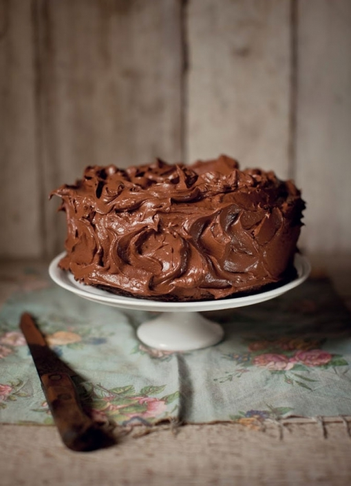 Chocolate Cake Images For Facebook : Chocolate Cake by Katie Quinn DaviesApplePins.com