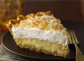 Triple Threat Coconut Cream Pie
