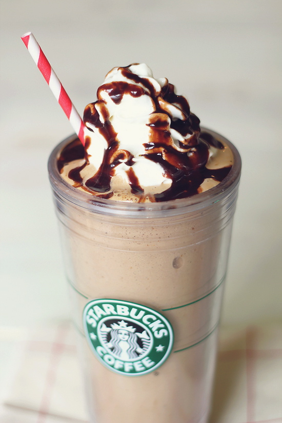 Skinny Girl Starbucks Frappuccino!ApplePins.com