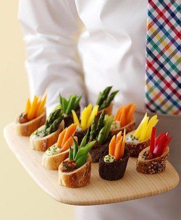 Summer party appetizers!