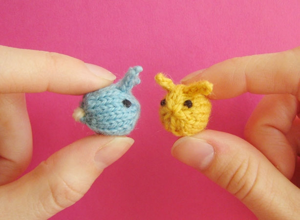 Tiny Baby Bunnies Pattern
