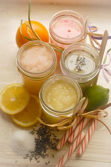 Simply Sweet Skin Softening DIY
