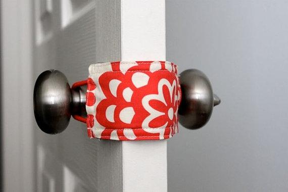 DIY Door Jammer Perfect For Sleeping Babies