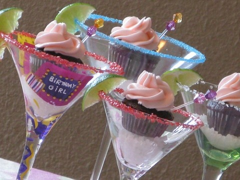 """Def doing this for my """"sweet"""" bday party."""