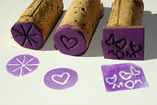 How To Make Easy DIY Cork Stamps