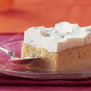 Cooking Light's Tres Leches Cake