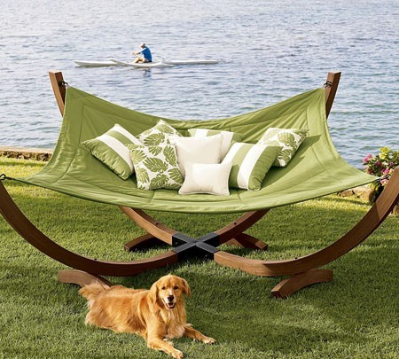 I have found the perfect hammock.