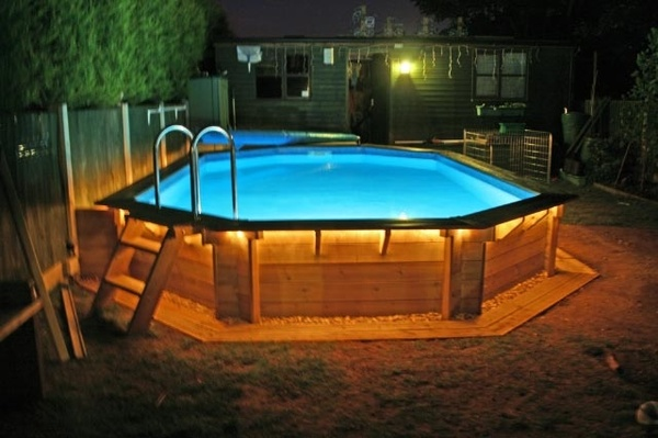 Above ground for Half in ground pool ideas