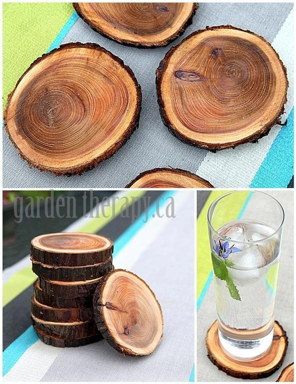 Diy Recycling Tree Branches Into