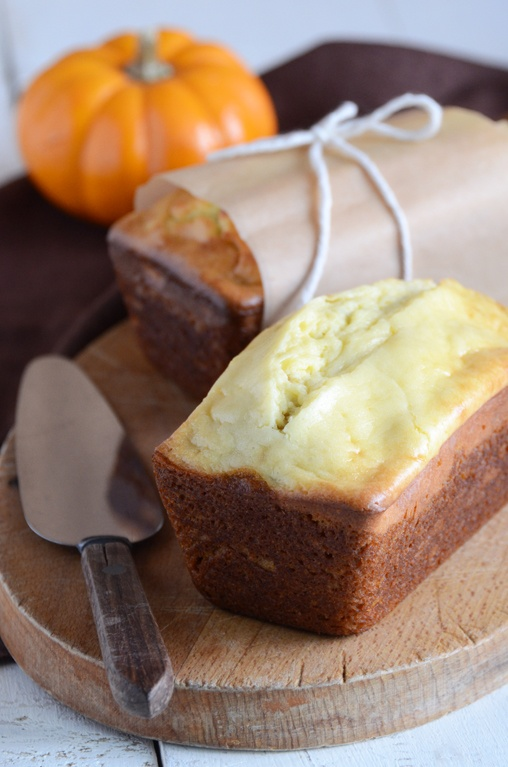 Pumpkin & Cheese Spice Bread Recipe