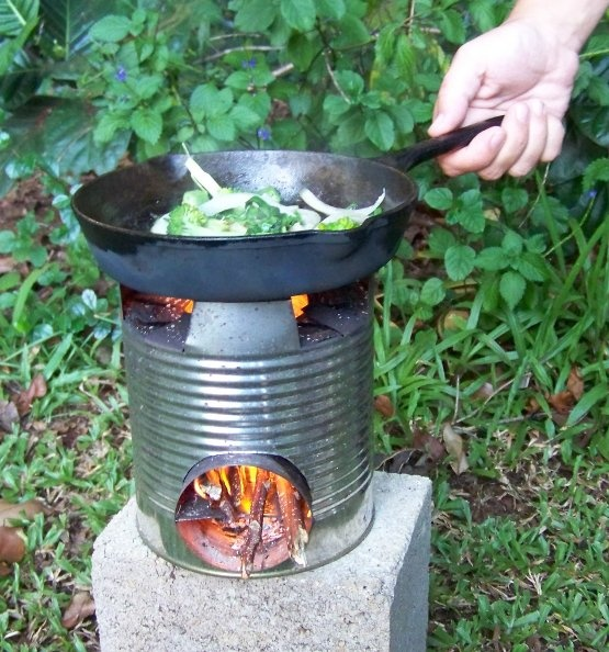 diy camping or picnic