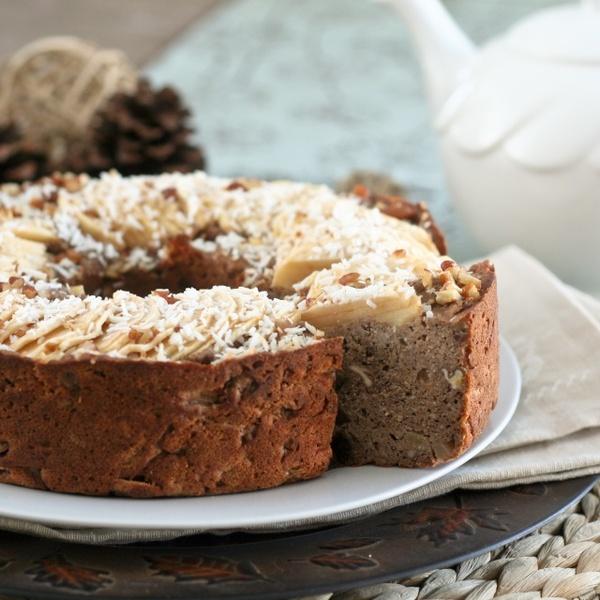 Vegan grain free gluten free low fat no sugar added for Non fat cake recipes