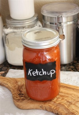 How To Make Healthy Homemade Ketchup