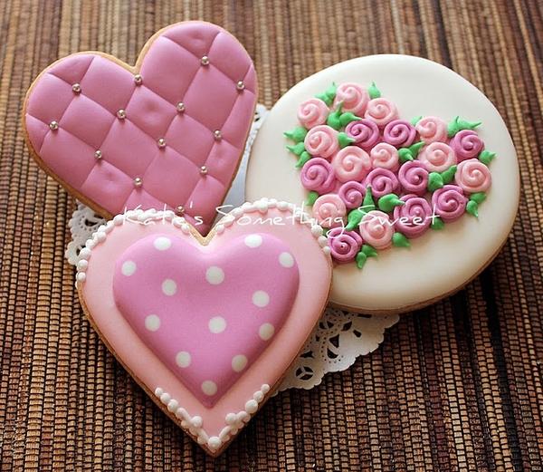 Valentine cookie ideas