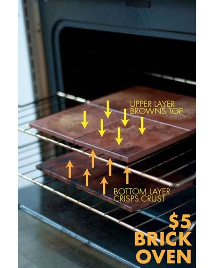How to turn your oven into a pizza oven