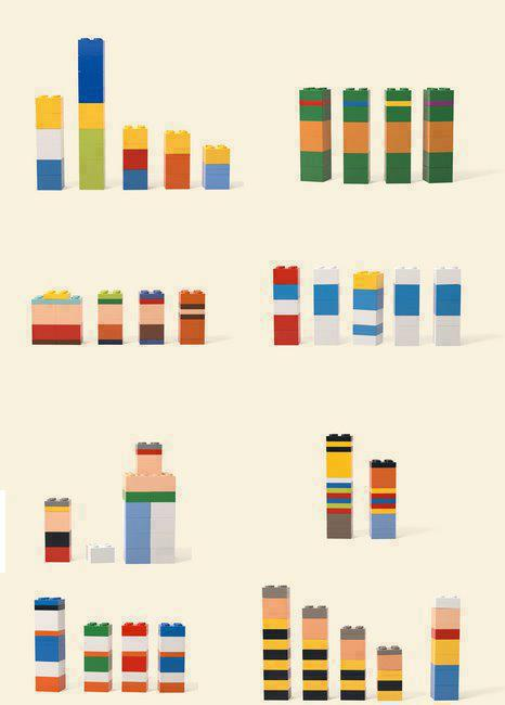 Guess the lego cartoon family Can you get them all?