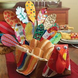 Turkey Table Topper