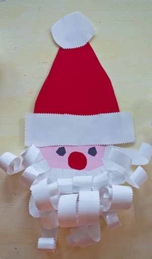 Adorable Christmas craft.