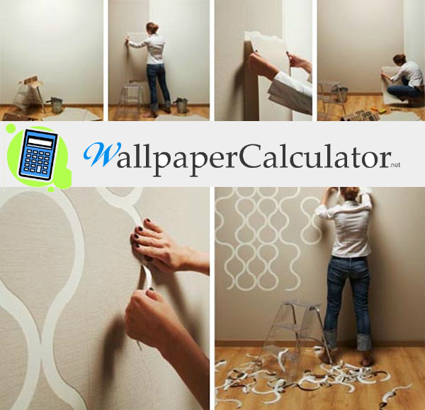 DIY Wallpaper Calculator