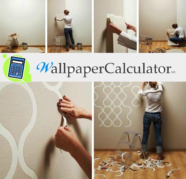 DIY Wallpaper Calculator