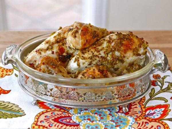 Mediterranean Olive ChickenApplePins.com