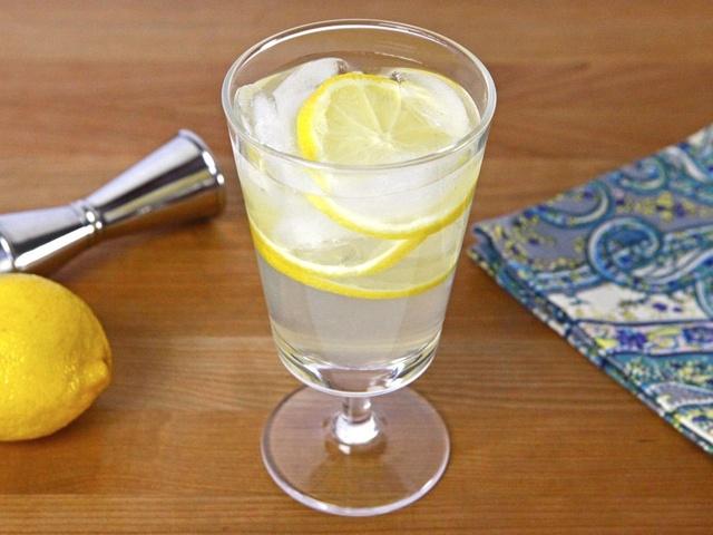 Vanilla Lemon Drop CocktailApplePins.com