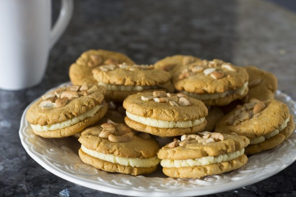 Orange Honey Cookies Recipe — Dishmaps