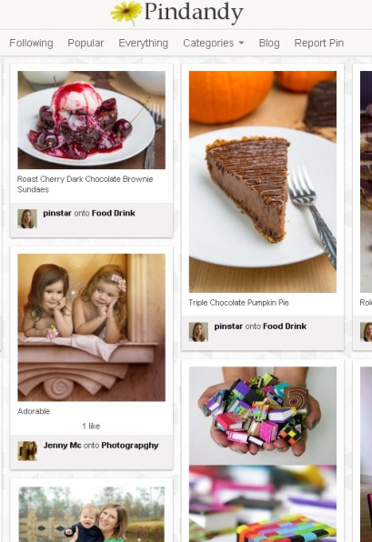 Bloggers submit Recipes to DIY Pindandy.com