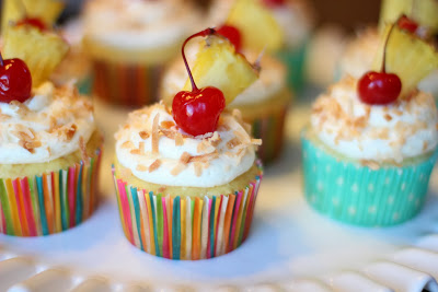 Pina Colada Frosting
