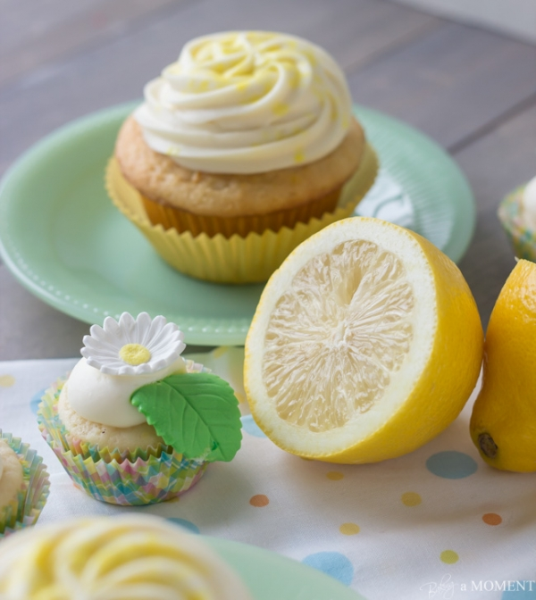 Beautiful Spring Cupcake Recipe