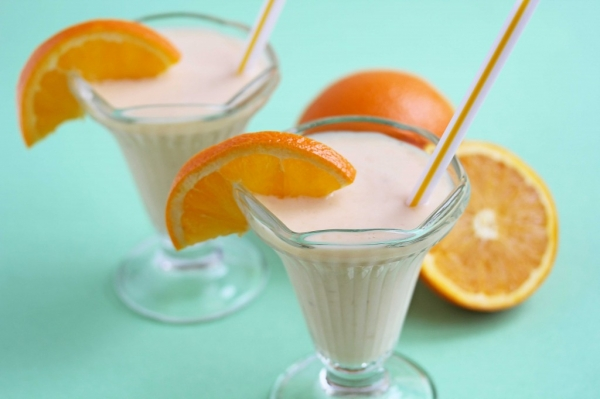 Yoplait Light Orange Creme Yogurt Shake Recipe