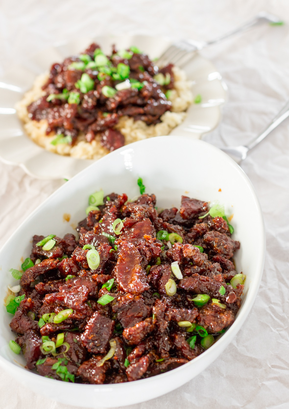 Mothers Day Idea PF Chang's Mongolian Beef Recipe!! YUM