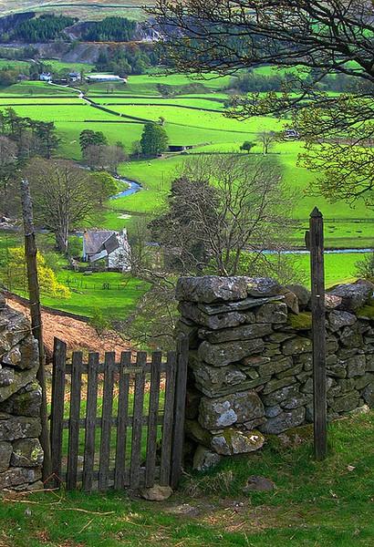England…..