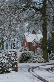 Winter in the English Countryside