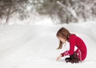 Photoshop tutorial on how to make snow photos look whiter.