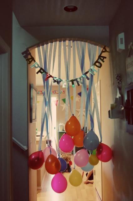 Happy Birthday Decor
