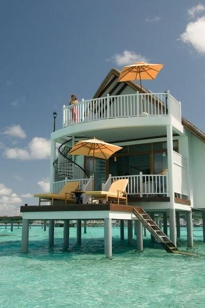 House in Maldivas