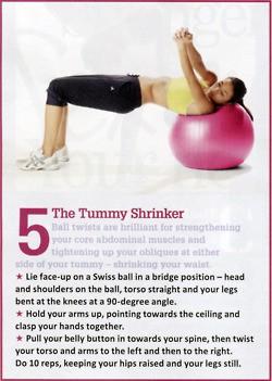 The Tummy Shrinker