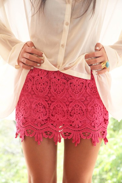 Lace OBSESSED
