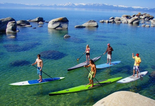 How To: Paddle Board – Fun way to stay in shape this summer