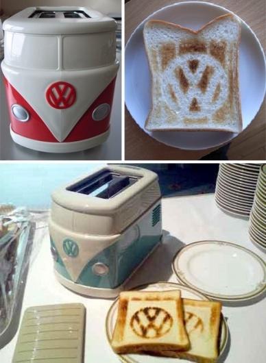VW toaster truck